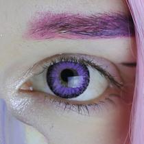 Цветные линзы EOS J211 Violet