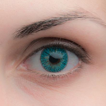Цветные линзы Dreamcon Elegance Aqua