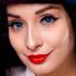 Цветные линзы EOS Fay Blue Фото 3